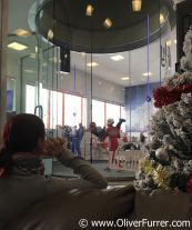 Realfly - indoor skydiving at Sion