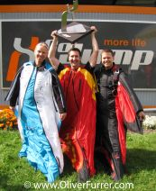 the best wingsuit flyers on the competition