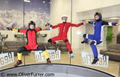 Freefly in the wind tunnel