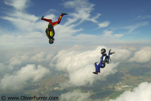 PULSEteam skydive training