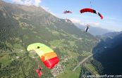 Wingsuit Work-Shop canopy formation flying