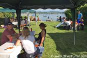 Oliver's Birthday-Party at lake Murten